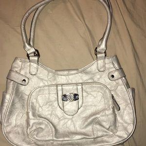 Cute cream colored purse